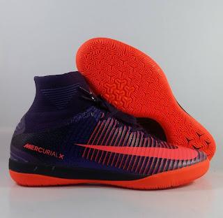 Nike MercurialX Proximo IC Hyper Grape Sepatu Futsal, jual sepatu futsal, harga nike mercurial, nike mercurial x , mercurial proximo, jual sepatu futsal replika, premium, import , murah
