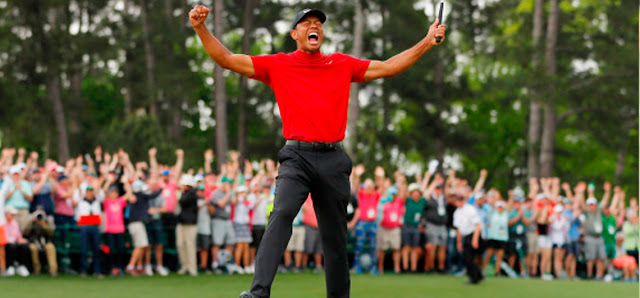 GOLF: El regreso de Tiger Woods, ha impresionado a todos, incluso a los médicos