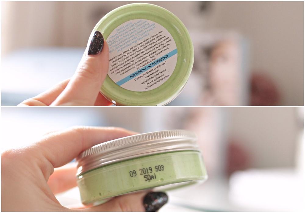 beGLOSSY Begin With Skin - peeling efektima