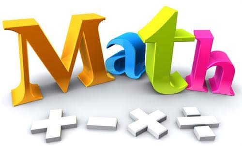 Maths: Fill in the blanks- increasing knowledge {This test only for you}