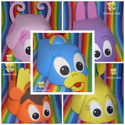 Chapéus Backyardigans
