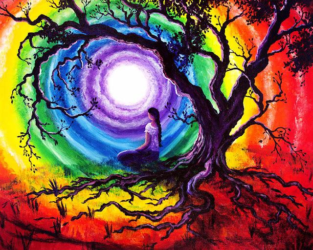Mulheres que correm com as árvores – conheça 10 artistas que relacionam árvores com sagrado feminino