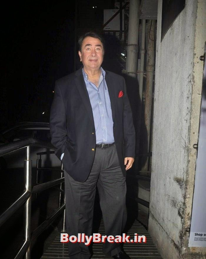 Randhir Kapoor, Photos from 'Super Nani' Movie Special Screening