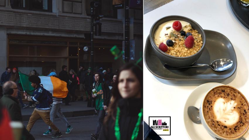 Il giorno di San Patrizio e la colazione al SoMa