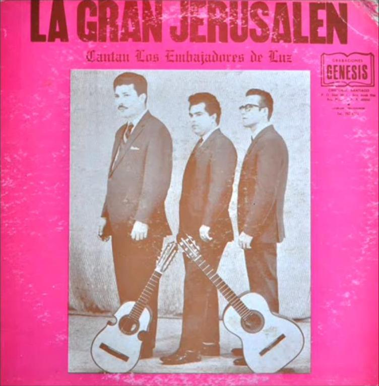 Los Embajadores De Luz-La Gran Jerusalén-