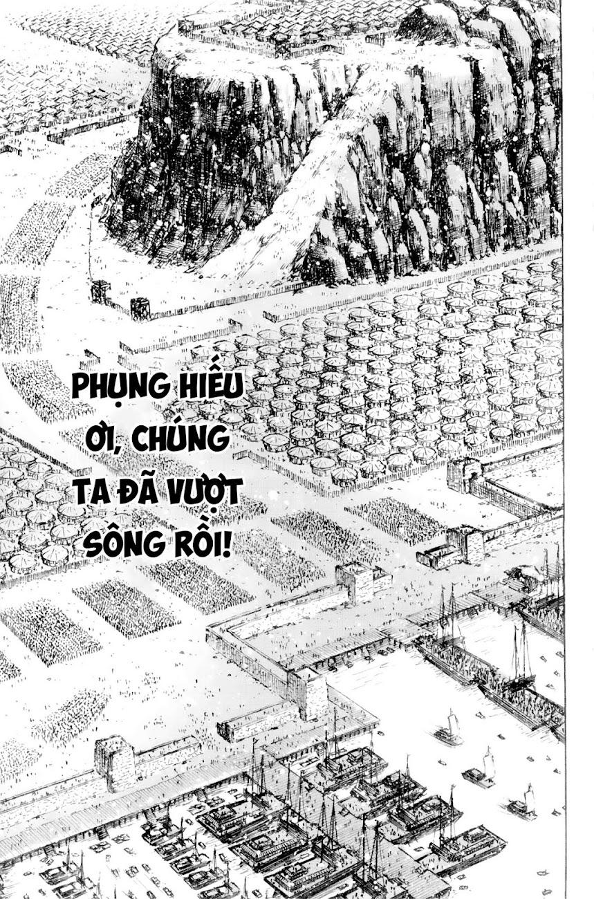 Hỏa phụng liêu nguyên Chương 408: Khổ nhục chi kế [Remake] trang 9