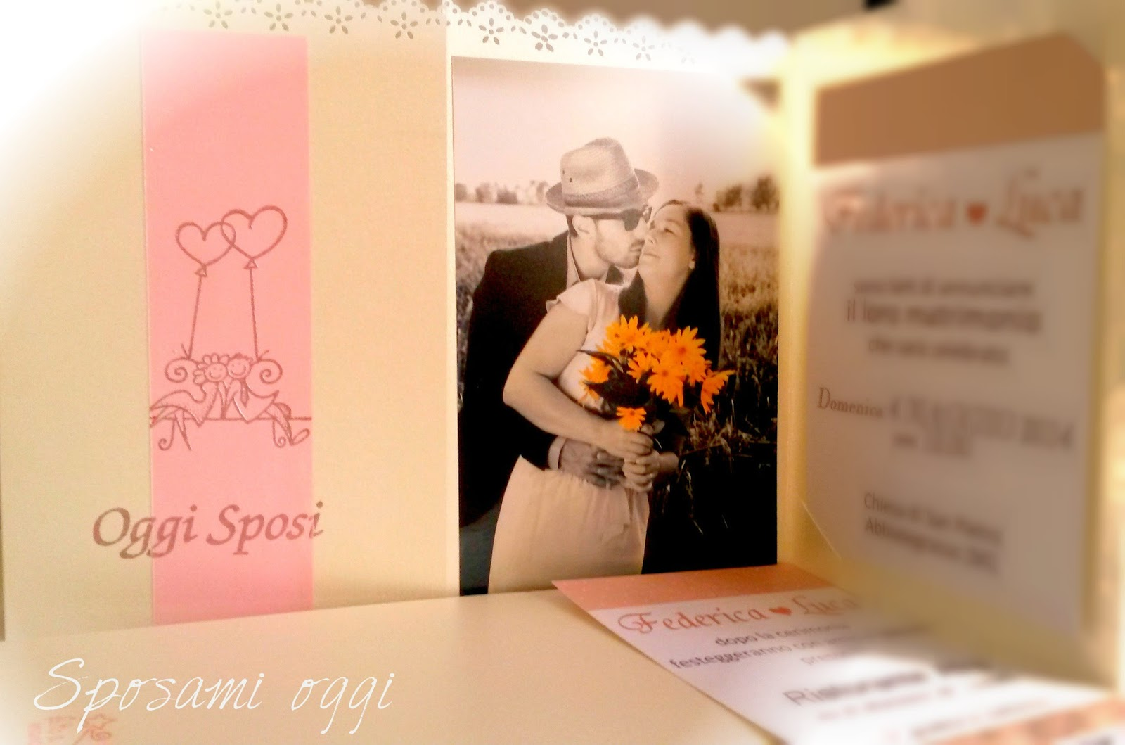Conosciuto Real Wedding] Matrimonio dall'elegante color pesca | Wedding Blog  UJ87