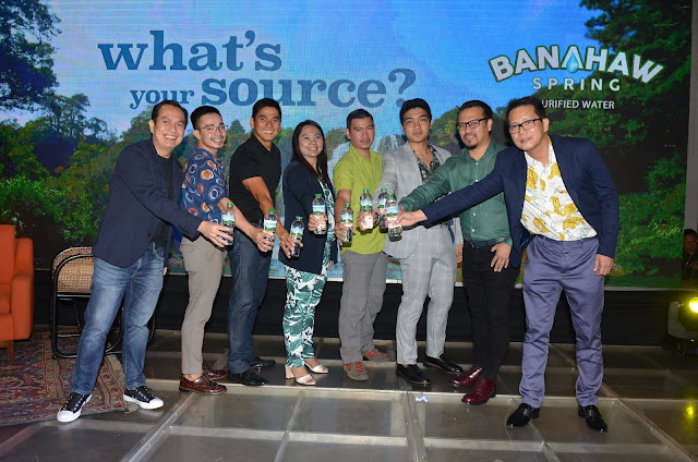 Proudly Filipino-Owned Banahaw Spring Purified Water Now Available in the Market