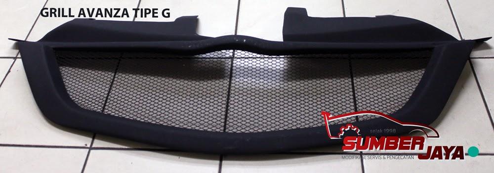 Grill Jaring Grand New Avanza All Kijang Innova V Diesel Sumber Jaya Jual Untuk Berbagai Mobil Tipe G