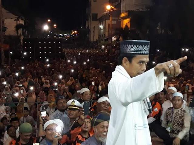 Polda Riau Diteror, Ustadz Somad Ungkap Kepribadian Korban