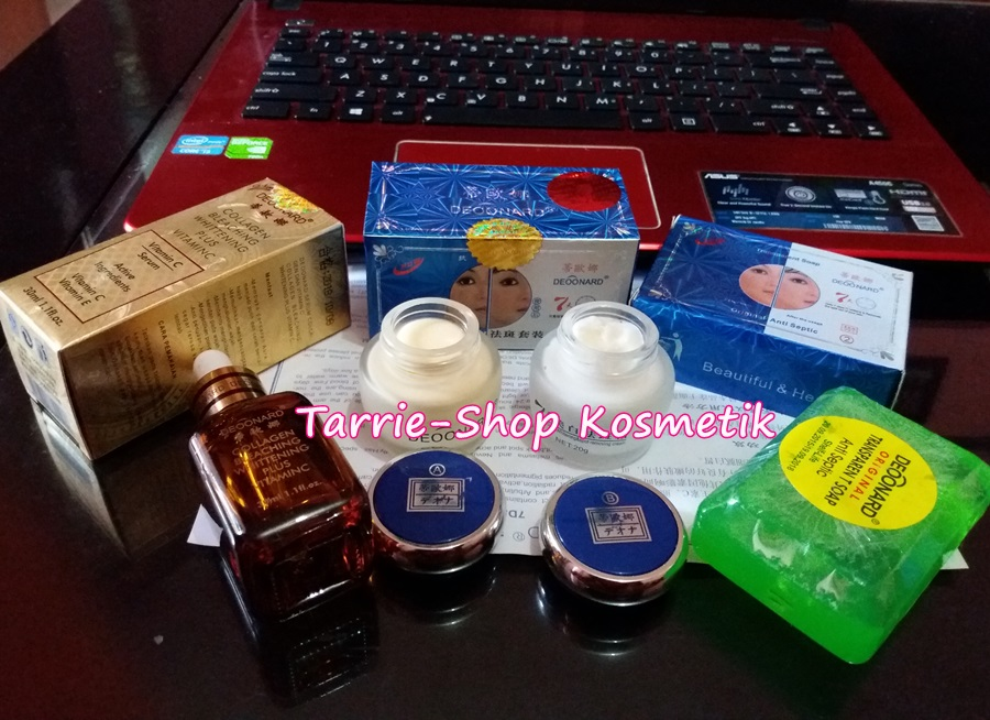 Paket Deoonard 7 Days Small Serum
