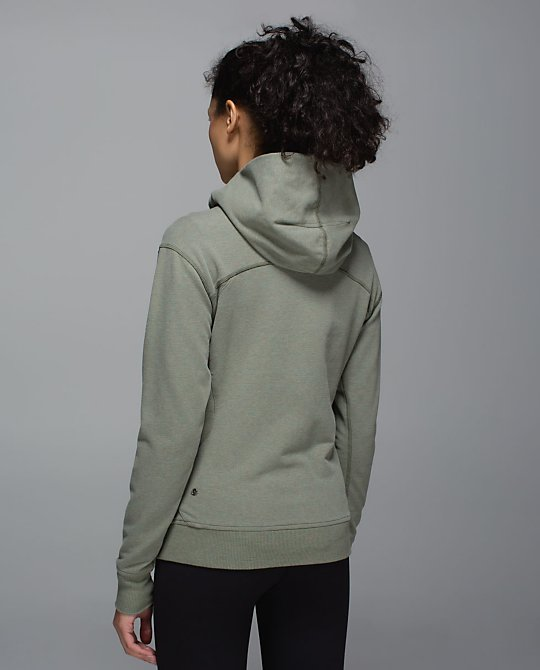 lululemon on the daily hoodie