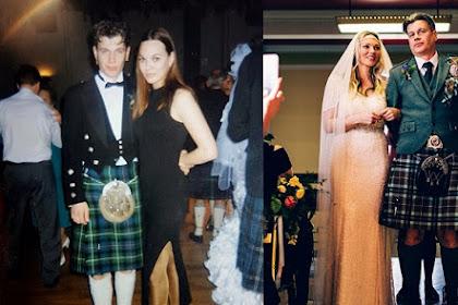 Pasangan Ini Menunggu 22 Tahun Sebelum Memutuskan untuk Menikah