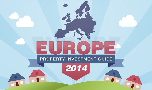 Image: Europe Property Investment Guide 2014 #infographic