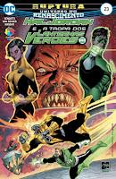 DC Renascimento: Hal Jordan e a Tropa dos Lanternas Verdes #23