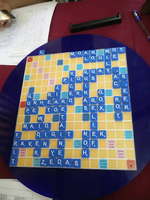 Goa Scrabble Tournament 2017 4