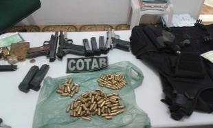 3 homens morrem em confronto com policiais do Cotar em Orós