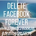 How To Remove Facebook Id Permanently