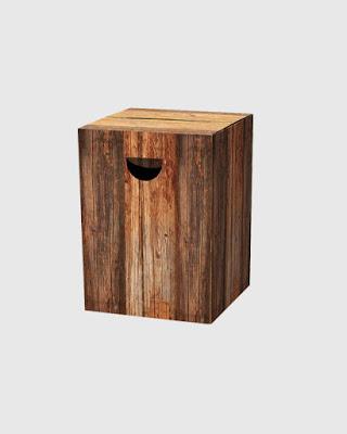 Cardboard Seat