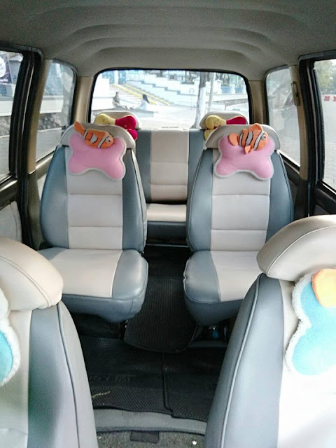 Daihatsu Espass tahun 1997 bekas surabaya