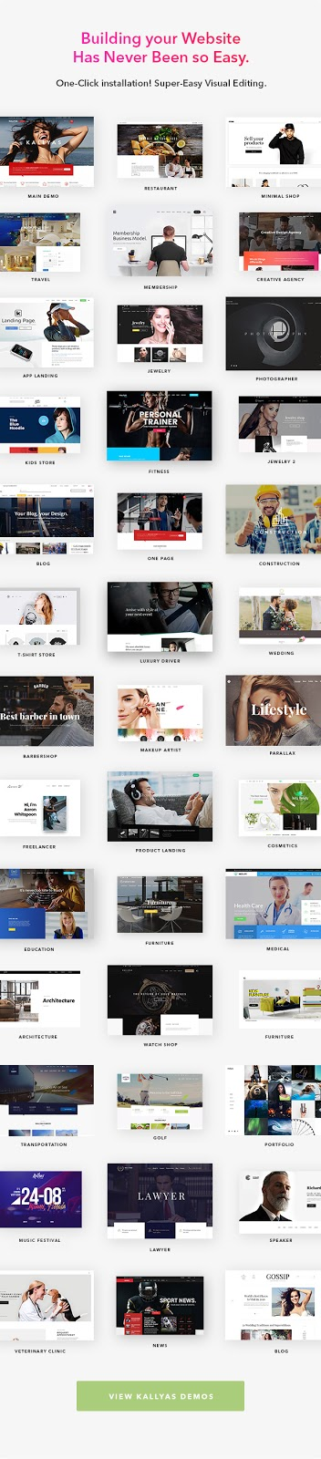 Download KALLYAS v4.16.4 – Creative eCommerce Multi-Purpose WordPress Theme