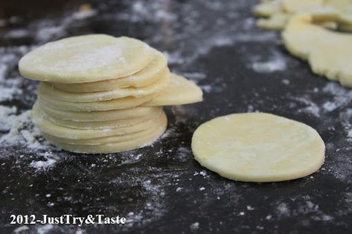 Resep Samosa Panggang Isi Sayur  dengan Kulit Renyah