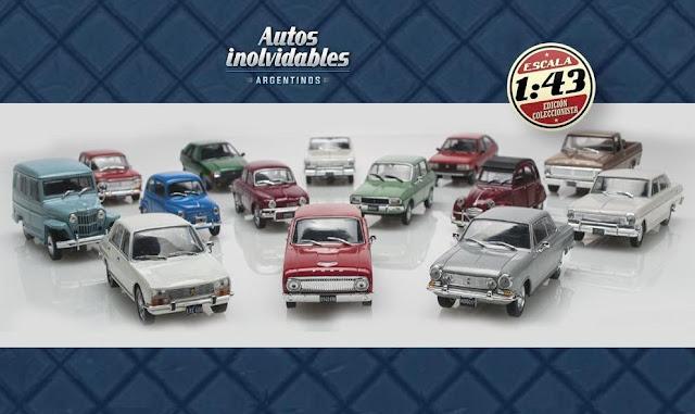 Autos Inolvidables Argentinos 1 43 Pct Expandida Colecciones