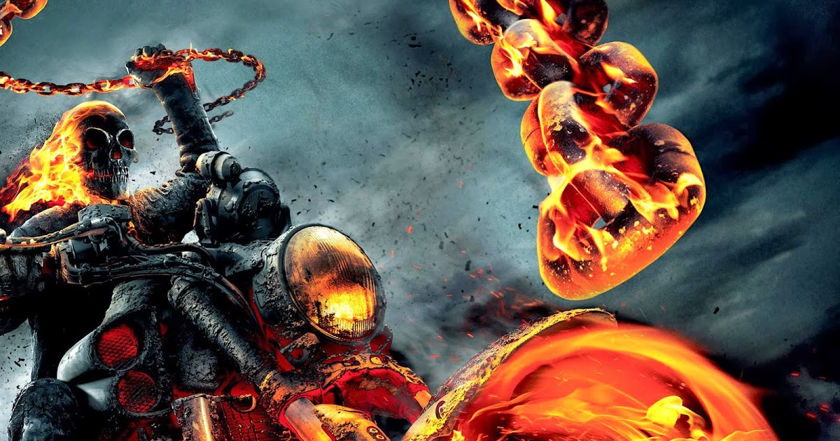 Ghost Rider Spirit of Vengeance (2012) Hindi Dubbed ~ IMoviez
