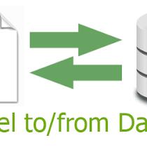 Import Excel Sheet Data in MS SQL server Database using