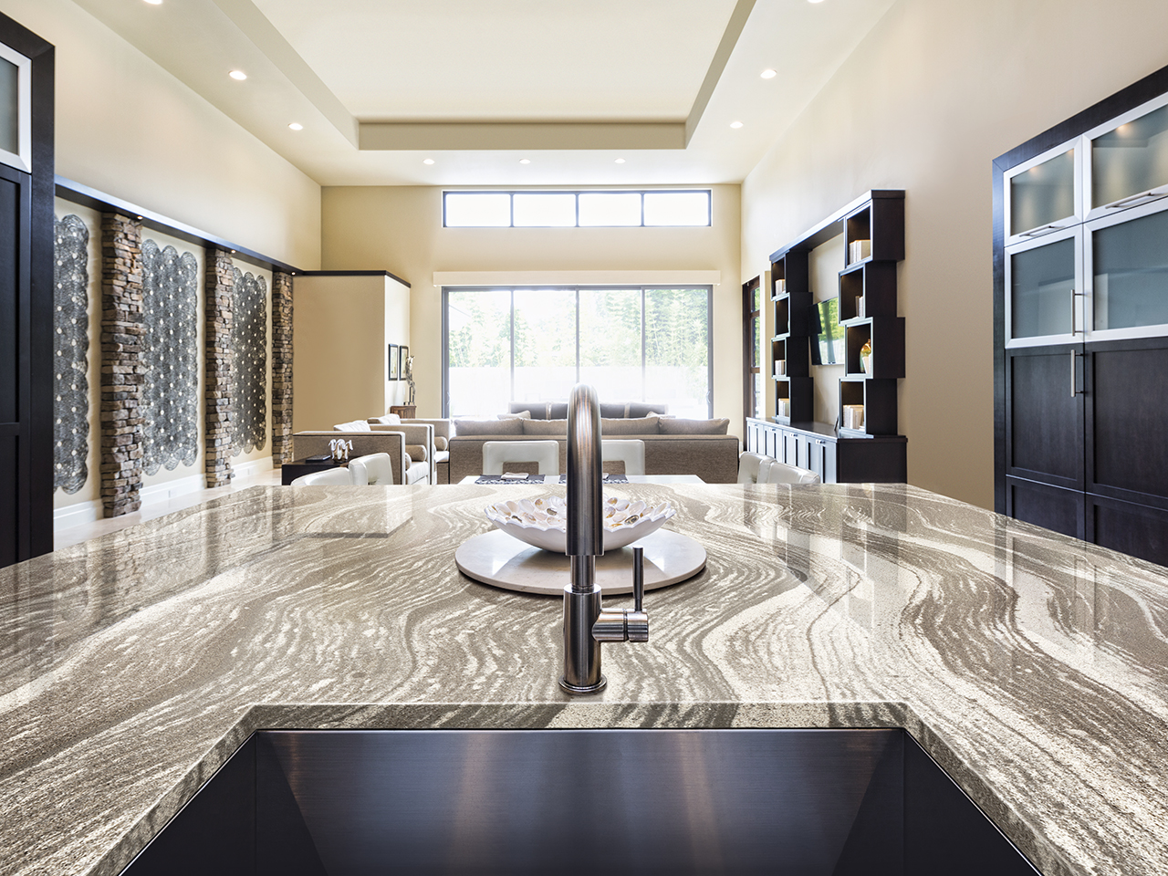 monarch kitchen bath centre cambria adds two new countertop designs to their oceanic collection. Black Bedroom Furniture Sets. Home Design Ideas