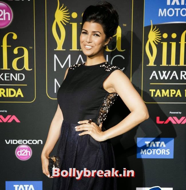 Nimrat Kaur, IIFA Awards 2014 Pics