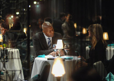 Reverie (series) Sarah Shahi and Dennis Haysbert Image 4