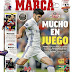Así vienen las portadas de la prensa deportiva del jueves 18 de enero de 2018