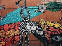3 Tembok Grafiti Terunik di Dunia yang Menyedot Banyak Wisatawan