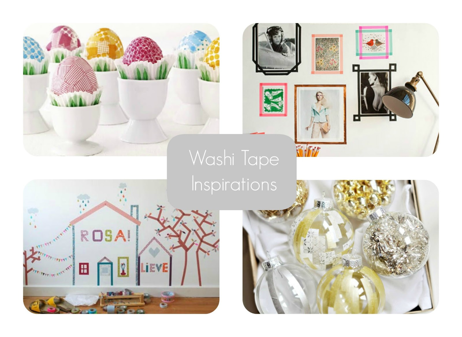decoration washi tape