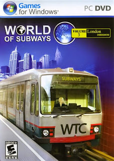 WORLD OF SUBWAYS VOL 3 LONDON UNDERGROUND SIMULATOR
