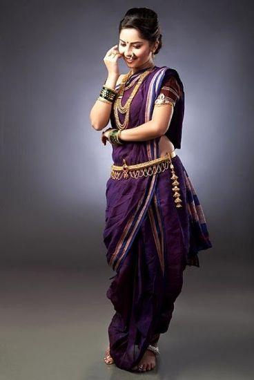 Marathi Bridal Sarees
