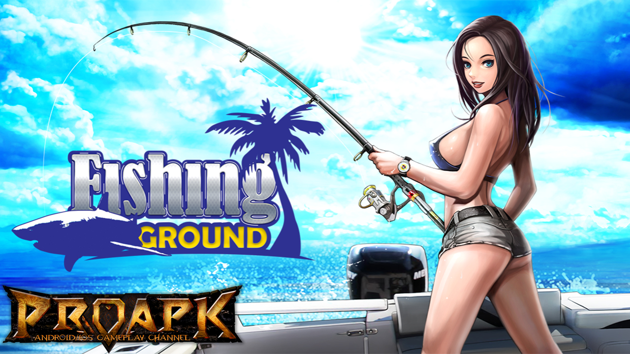 Fishing Ground CBT