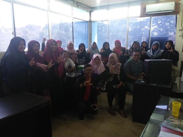 Mahasiswa KPI Observasi ke Singggalang