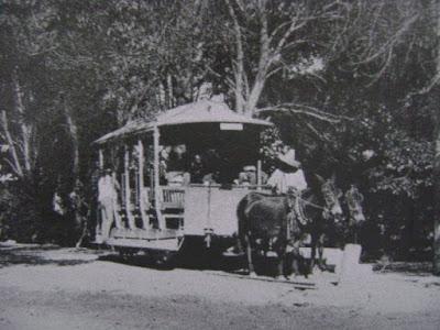 Ésta Foto Corresponde Al Tranvía Que Existió En Tehuacán Y Fue Posterior Ferrocarril Del Trata ésta Entrada Pero Da Una Idea De Cómo Eran Los