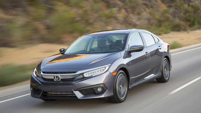 Honda Civic Touring