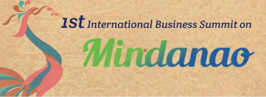 1st International Business Summit on Mindanao