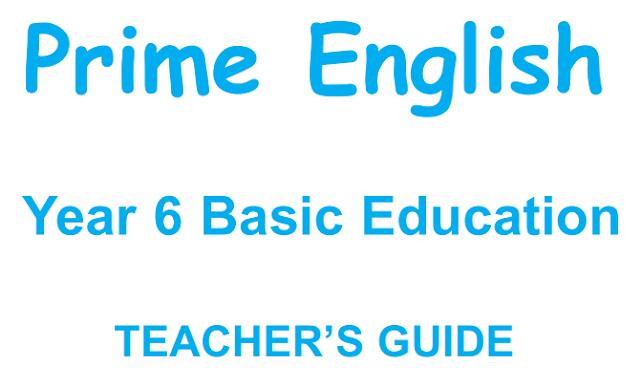 دليل المعلم في اللغة الانجليزية مطابق للبرامج الرسمية التونسية