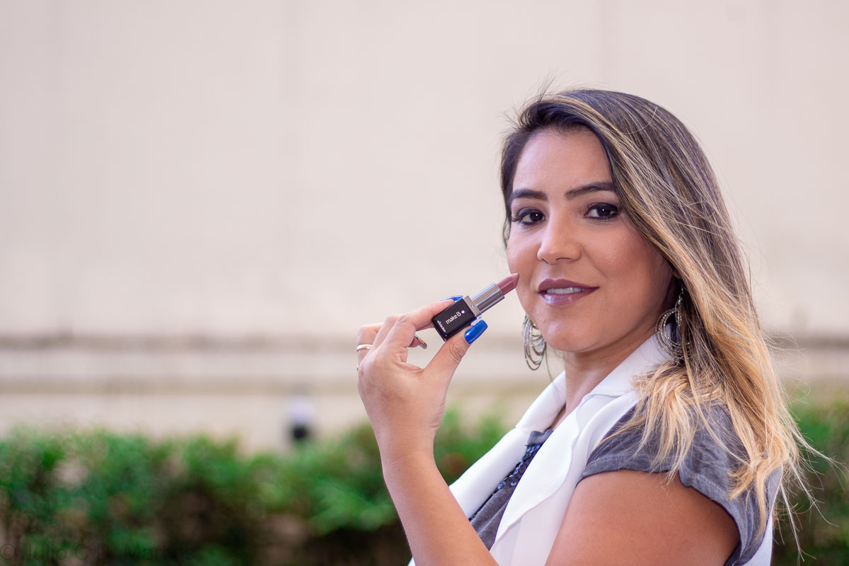 Tendência No Makeup: uma maquiagem sem excessos com MakeB de O Boticário