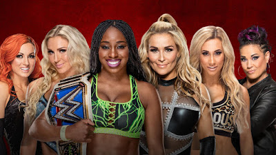 six-Woman Tag Team Match