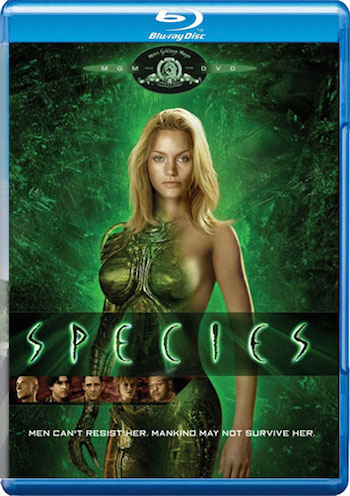Species (1995) BluRay 720p 680MB Dual Audio ( Hindi – English ) ESubs MKV