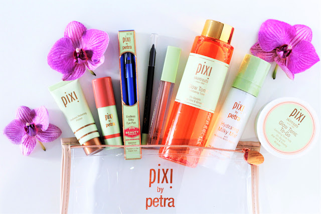 Pixi by Petra beauty products - UK fashion & lifestyle blog