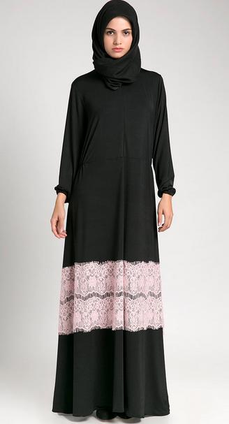 Contoh Baju Hijab Muslim Model Terbaru