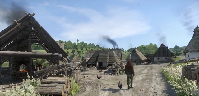 Kingdom Come Deliverance Dorf