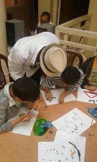 مبادرة السعي للخير لمساعدة الغير تنظم أمسية ترفيهية لأطفال الكرم